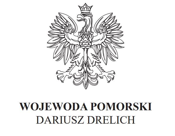 Logo Wojewody Pomorskiego