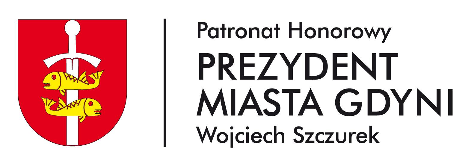 Logo Prezydenta Miasta Gdynia
